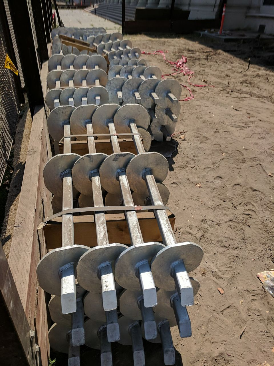 Helical Piles Southern Coast Foundation Systems